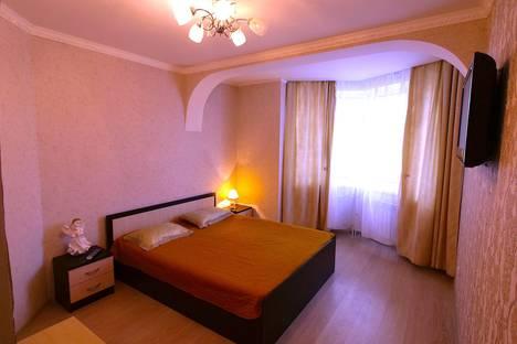 Сдается 1-комнатная квартира посуточно в Уфе, Бакалинская улица, 23.