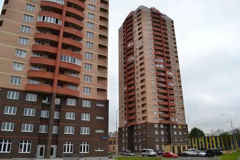 Сдается 1-комнатная квартира посуточно в Балашихе, улица Твардовского, 44.