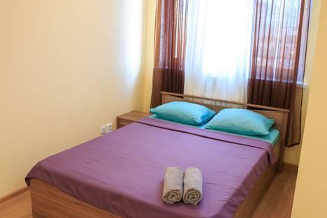Сдается 1-комнатная квартира посуточно в Петрозаводске, улица Попова, 11.