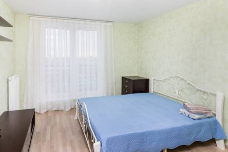 Сдается 1-комнатная квартира посуточно в Тюмени, улица 50 Лет Октября, 57а.
