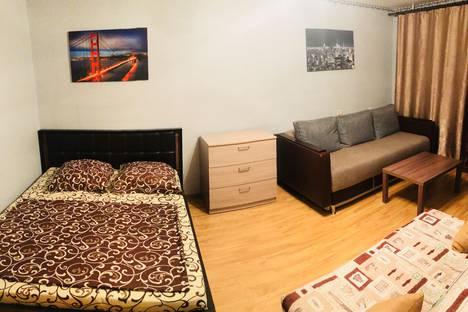 Сдается 1-комнатная квартира посуточно, улица Архангельская, 104.