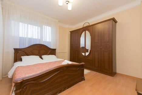 Сдается 2-комнатная квартира посуточно в Астане, улица Сарайшык, 9.