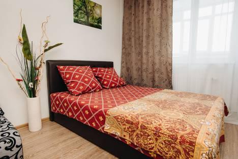 Сдается 1-комнатная квартира посуточно в Екатеринбурге, улица Чайковского, 86в.