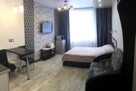 Сдается 1-комнатная квартира посуточно в Благовещенске, улица Богдана Хмельницкого, 13.