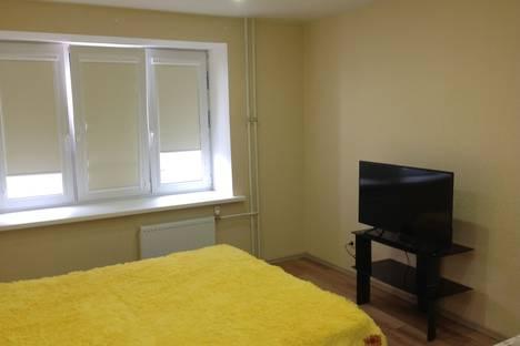 Сдается 1-комнатная квартира посуточно в Великом Новгороде, Завокзальная улица, 7.