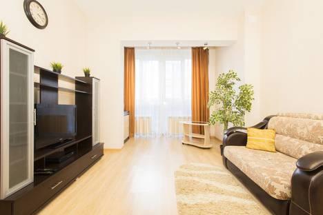 Сдается 1-комнатная квартира посуточно в Нижнем Новгороде, улица Белинского, 15.