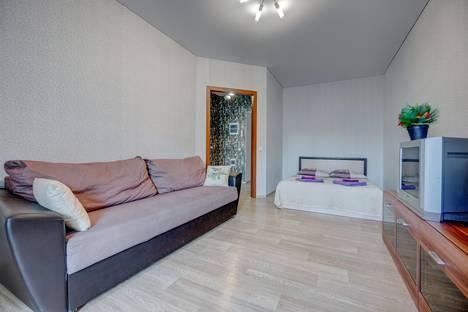 Сдается 1-комнатная квартира посуточно, улица Николая Ершова, 62Вк1.