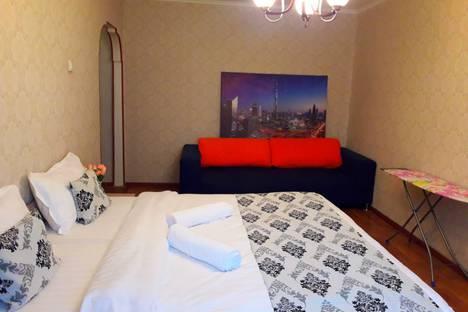 Сдается 1-комнатная квартира посуточно в Алматы, г. Талдыкорган, мкр. Достык д.22.