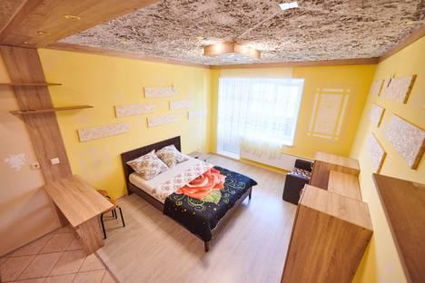 Сдается 1-комнатная квартира посуточно в Ногинске, Московская область, Богородский городской округ,улица Дмитрия Михайлова, 6.