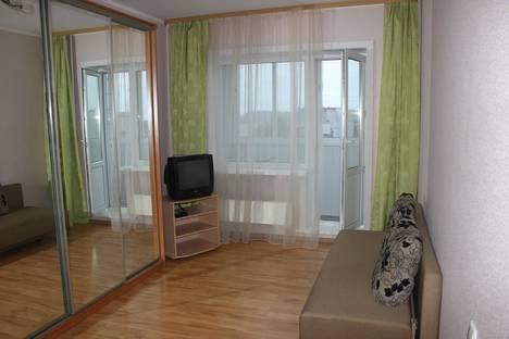 Сдается 1-комнатная квартира посуточно, проспект Новгородский, 113.