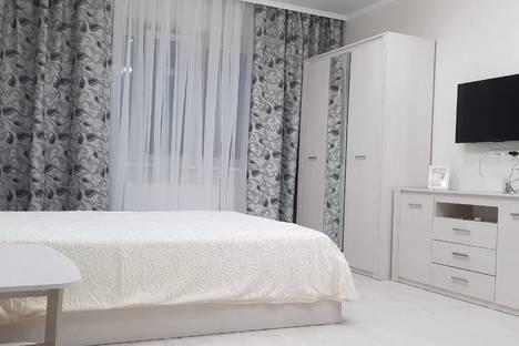 Сдается 1-комнатная квартира посуточно в Краснодаре, Октябрьская улица, 181/2к3.