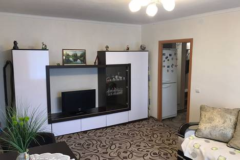 Сдается 1-комнатная квартира посуточно в Надыме, Строителей 2 А Надым.