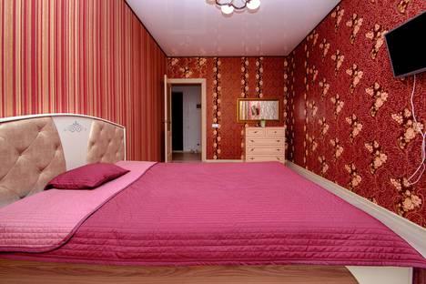 Сдается 1-комнатная квартира посуточно в Казани, улица Сибгата Хакима, 50.
