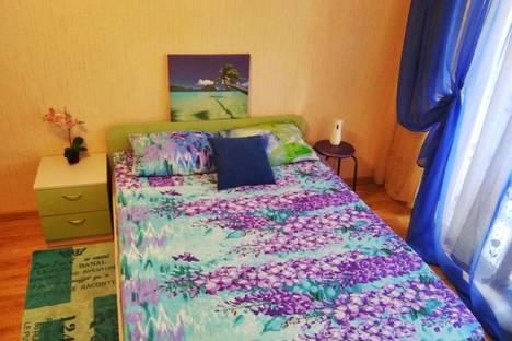 Сдается 1-комнатная квартира посуточно в Челябинске, улица Энтузиастов, 16.