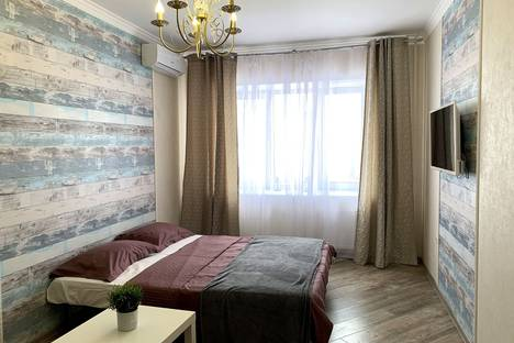 Сдается 1-комнатная квартира посуточно, проспект Октября, 91.