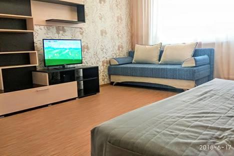 Сдается 1-комнатная квартира посуточно, улица Абсалямова, 37.