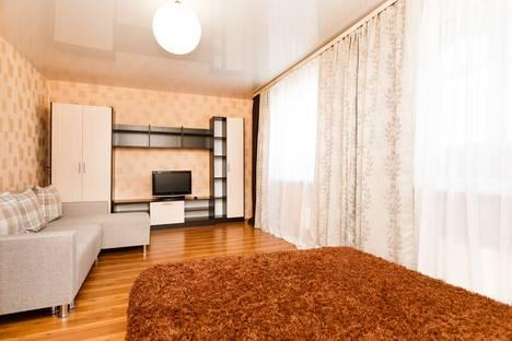 Сдается 1-комнатная квартира посуточно в Екатеринбурге, улица Академика Бардина, 2/2.