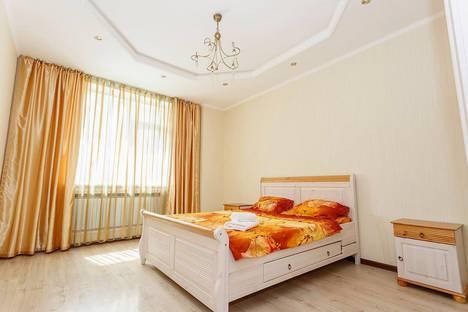 Сдается 3-комнатная квартира посуточно в Астане, улица Сарайшык, 34.