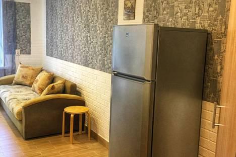 Сдается 1-комнатная квартира посуточно в Сочи, переулок Дагомысский, 7.