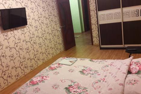 Сдается 3-комнатная квартира посуточно в Пензе, улица Пушкина, 43.
