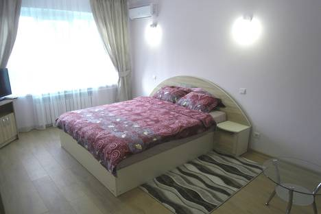 Сдается 1-комнатная квартира посуточно в Кишиневе, Chișinău, Strada Cuza Vodă, 19/1.