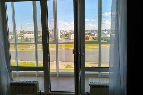 Сдается 2-комнатная квартира посуточно в Чебоксарах, ул. Пирогова 2к2.