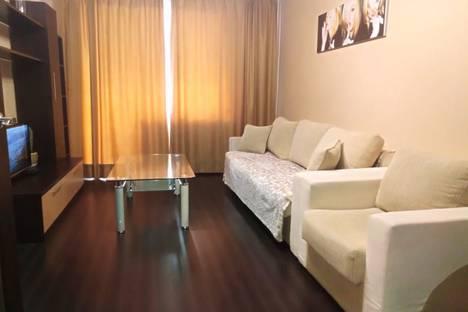 Сдается 1-комнатная квартира посуточно в Томске, Сибирская улица, 118.