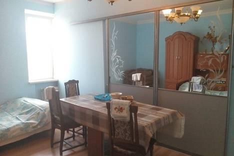 Сдается 1-комнатная квартира посуточно в Мукачеве, ул. Илоны Зрини, 58.