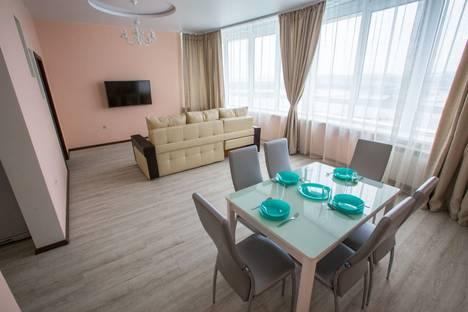 Сдается 4-комнатная квартира посуточно в Иркутске, Дальневосточная улица, 112.