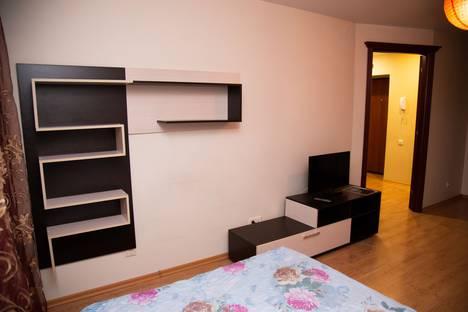 Сдается 1-комнатная квартира посуточно в Казани, Спартаковская улица, 165.