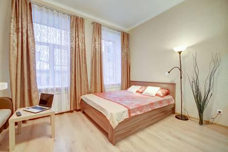 Сдается 1-комнатная квартира посуточно в Санкт-Петербурге, Пушкинская улица, 9.
