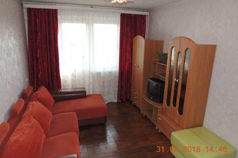 Сдается 2-комнатная квартира посуточно в Архангельске, Воскресенская улица, 6.