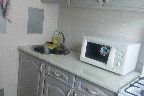 Сдается 2-комнатная квартира посуточно в Пинске, улица Первомайская 160.