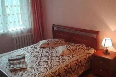 Сдается 1-комнатная квартира посуточно в Балакове, улица Ленина, 100.