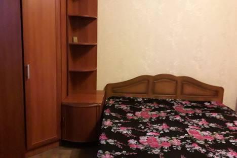 Сдается 1-комнатная квартира посуточно в Волгограде, улица Пельше, 9.