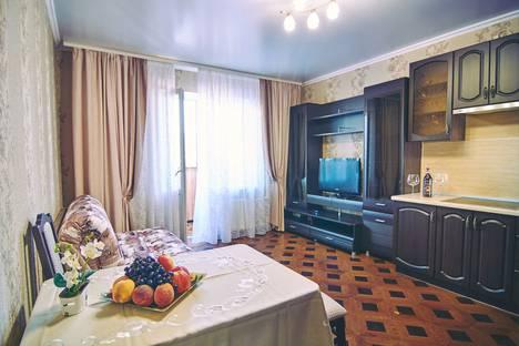 Сдается 1-комнатная квартира посуточно в Кисловодске, ул.Крепостная, дом 32.