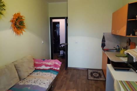 Сдается 1-комнатная квартира посуточно в Благовещенске, амурская область Игнатьевское шоссе 10/6.