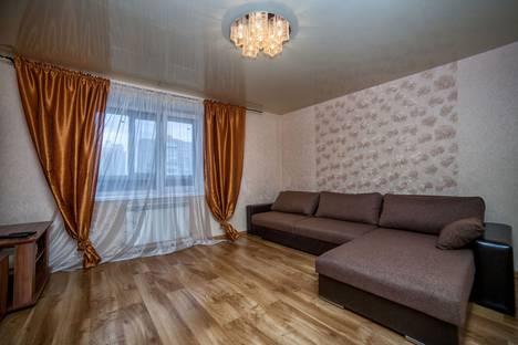 Сдается 2-комнатная квартира посуточно в Смоленске, улица Матросова, 9.