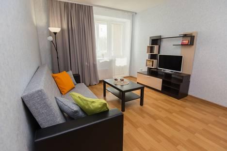 Сдается 2-комнатная квартира посуточно в Иванове, улица Менделеева, 18.