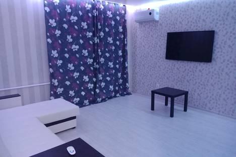 Сдается 1-комнатная квартира посуточно в Октябрьском, проспект Ленина, 55.