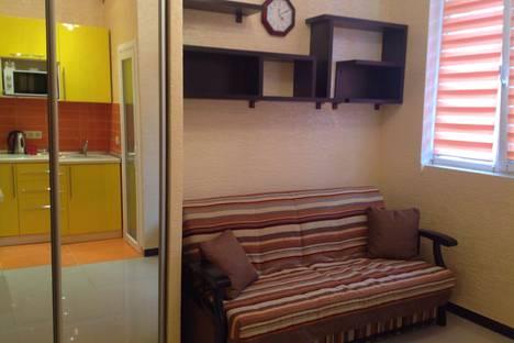 Сдается 1-комнатная квартира посуточно, улица Лесная, 2.