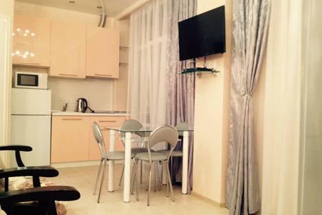 Сдается 1-комнатная квартира посуточно в Гаспре, улица Лесная, 2.