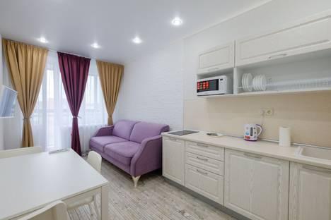 Сдается 1-комнатная квартира посуточно, Советская улица, 90.
