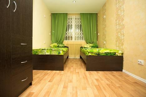 Сдается комната посуточно в Новосибирске, улица Дуси Ковальчук, 406/1.
