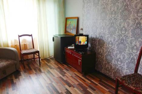 Сдается 2-комнатная квартира посуточно в Чите, Красноярская улица, 24.