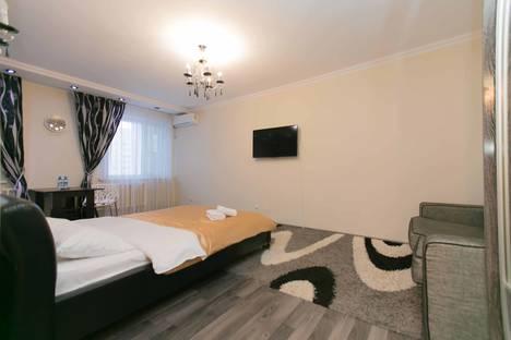 Сдается 1-комнатная квартира посуточно в Нур-Султане (Астане), улица Сауран, 2.