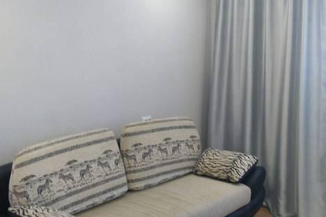 Сдается 1-комнатная квартира посуточно в Благовещенске, улица Чайковского, 64.