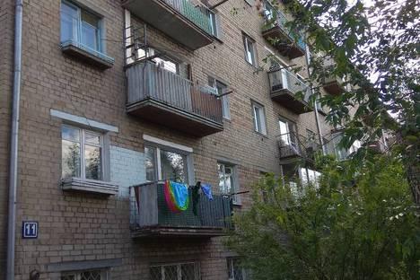 Сдается 2-комнатная квартира посуточно в Чите, улица Селенгинская, 11.