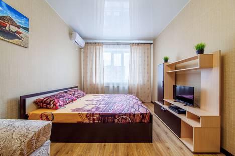 Сдается 1-комнатная квартира посуточно в Краснодаре, улица Восточно-Кругликовская, 30.