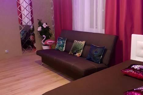 Сдается 1-комнатная квартира посуточно в Саранске, Юбилейный проспект.